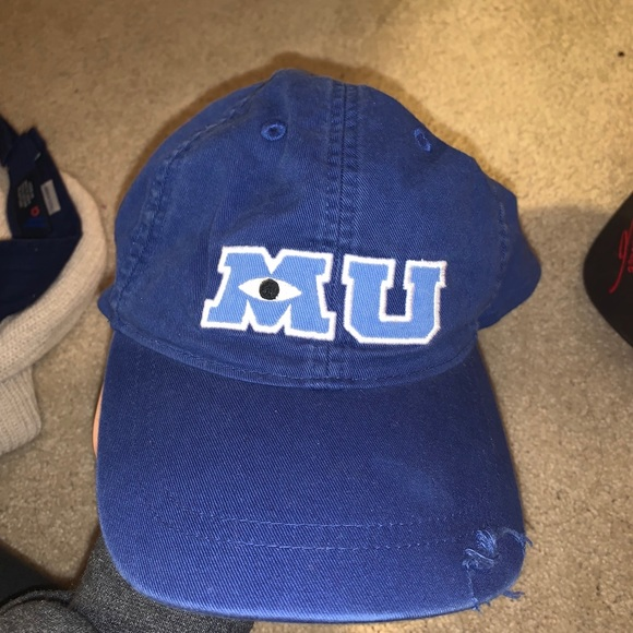 Disney Accessories Monsters University Hat Poshmark